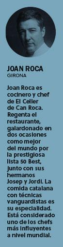 revista graffica 7 Joan Roca pildora biografica