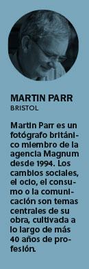 revista graffica 7 Martin Parr pildora biografica