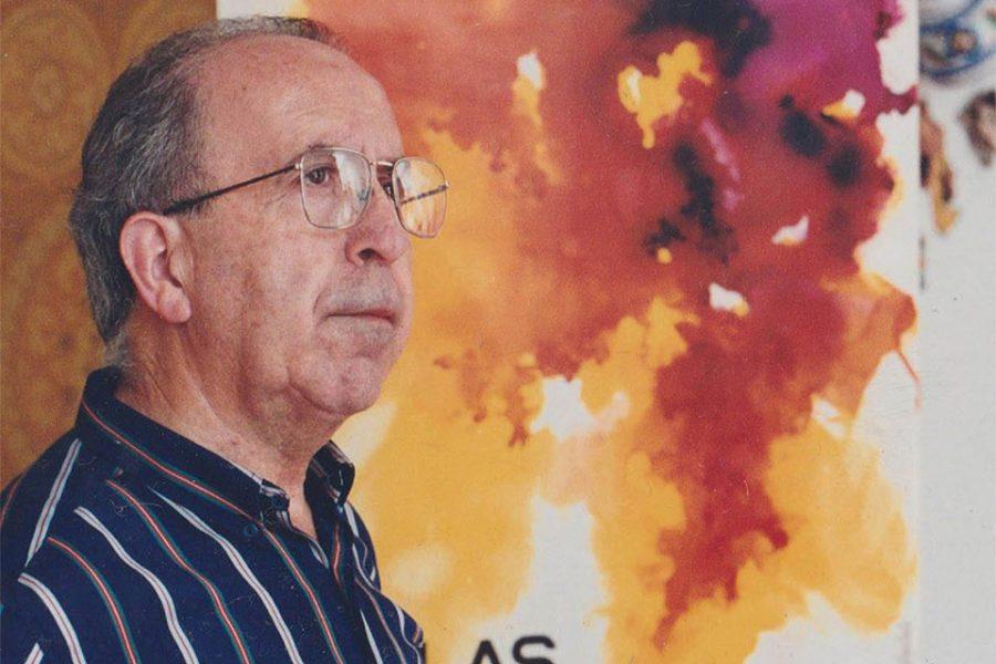 Fallece el cartelista valenciano Rafael Contreras