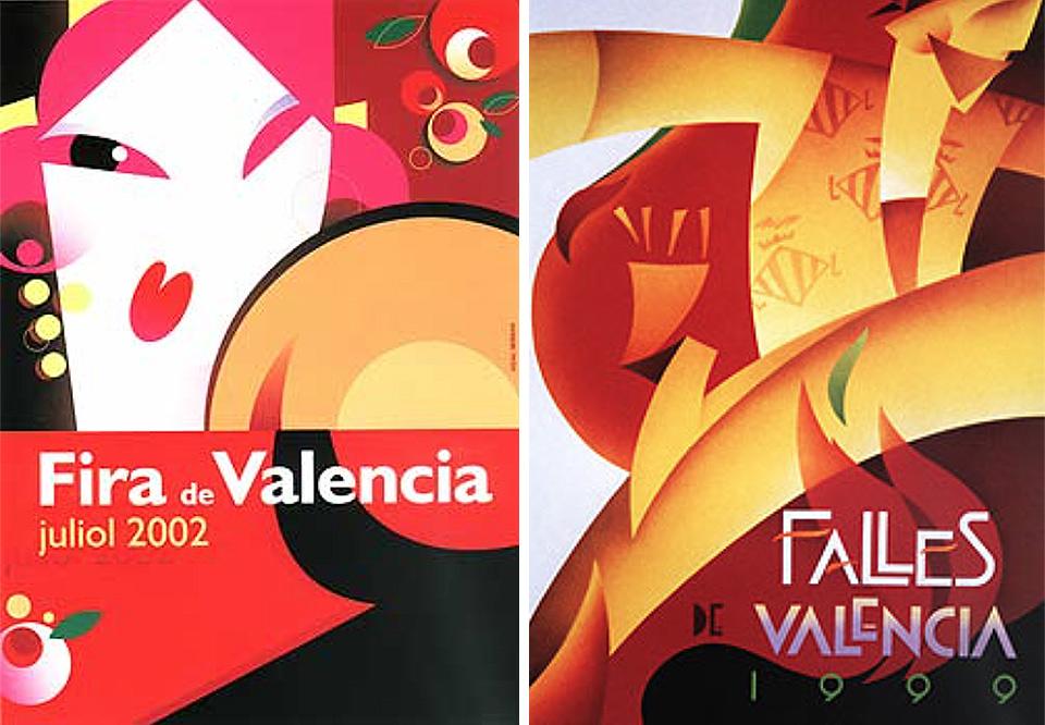 Carteles de Vicent Vidal Miñana