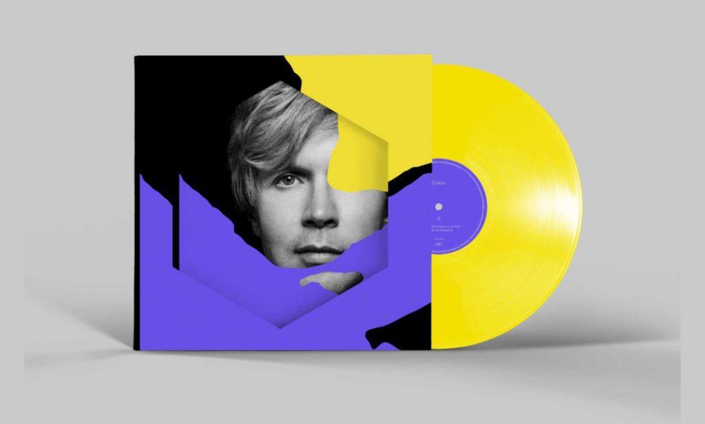 'Colors', un album de Beck ilustrado por Jimmy Turrell