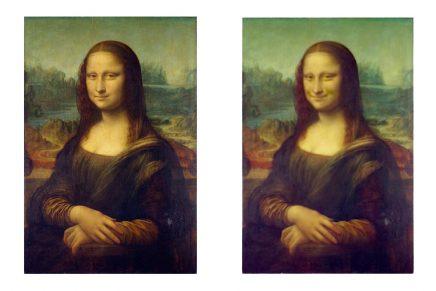 La Universidad de Tel Aviv le saca una sonrisa a la Mona Lisa