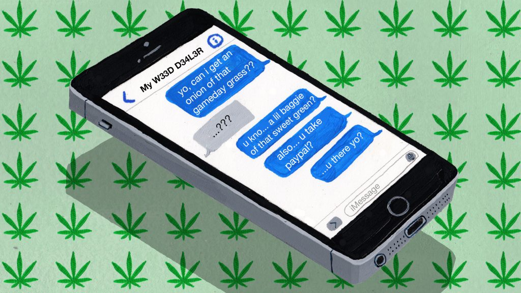 'iPhone Weed Idea', de Brandon Celi