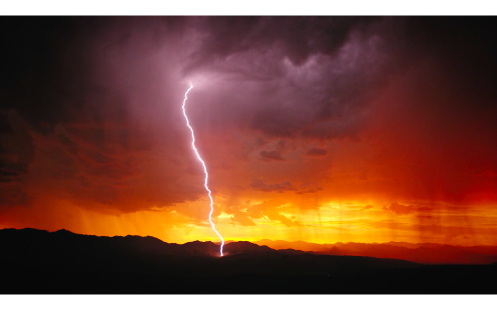 El vídeo de tormentas eléctricas que no podrás dejar de mirar