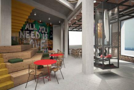 imaginCafé, un espacio cultural pensado para los millennials