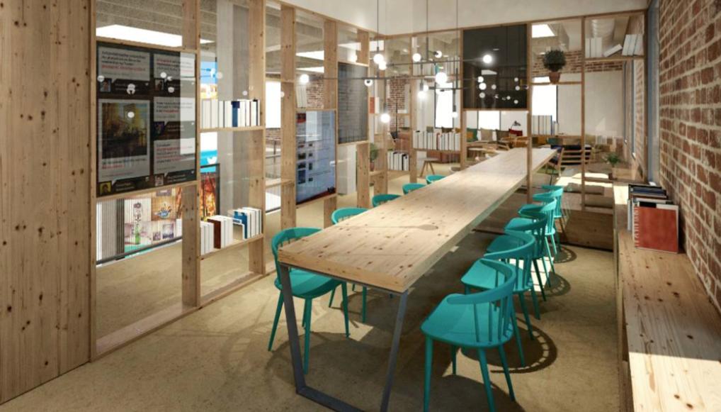imaginCafé, un espacio cultural pensado para los millennials - 5