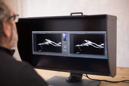 BenQ SW271, el monitor para fotógrafos que te permite comparar dos espacios de color