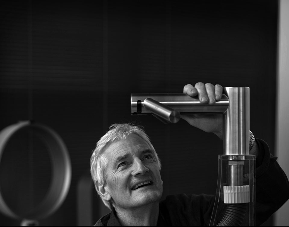 revista graffica 7 James Dyson aspirador1
