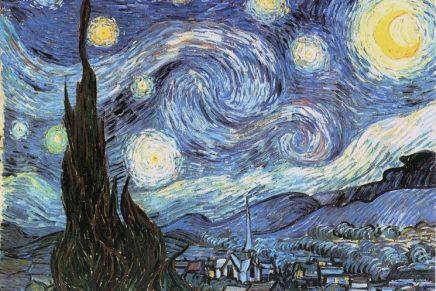 ¿'La noche estrellada' de Van Gogh en Júpiter?