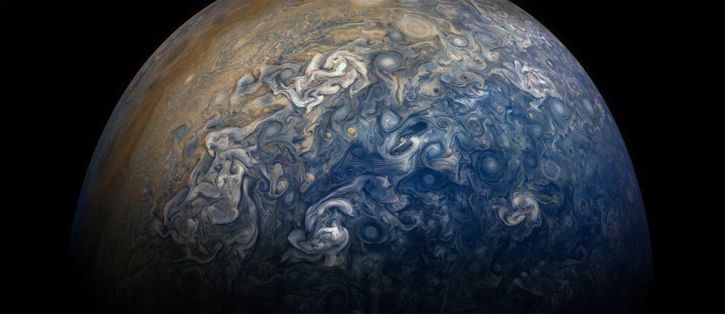van gogh en júpiter