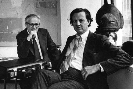 Fallece Ivan Chermayeff, el mítico diseñador que creó logos como el de National Geographic o el de la NBC