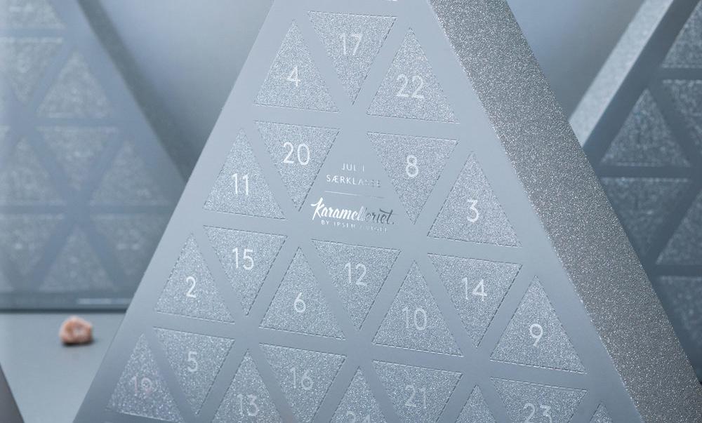 Cómo diseñar un calendario de adviento: Bessermachen rompe con lo tradicional