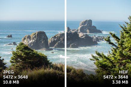 El formato HEIF para Windows llega de la mano de Zoner Photo Studio X