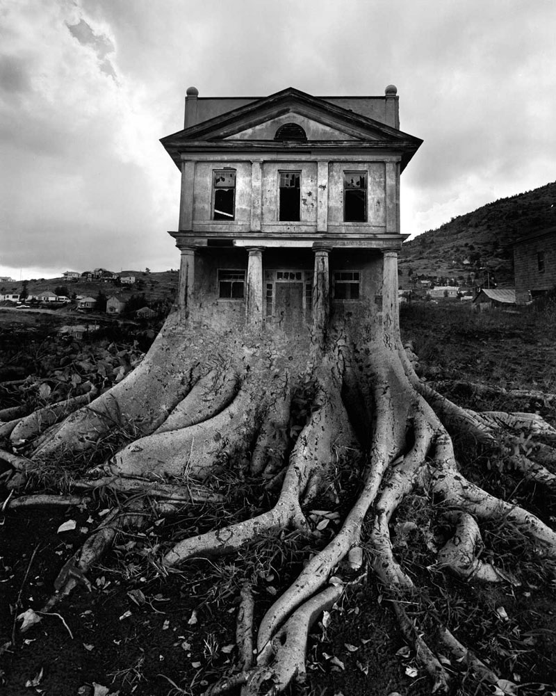 'Real e Imaginado', Maggie Taylor y Jerry Uelsmann
