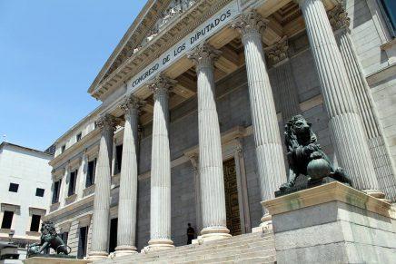 El Congreso de los Diputados acogerá una jornada parlamentaria en torno al diseño