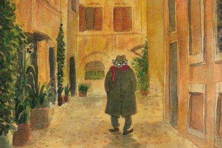 Tyto Alba crea su nuevo cómic sobre el director italiano Fellini