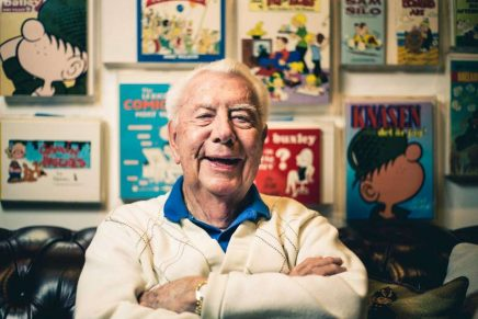Fallece el dibujante Mort Walker a los 94 años
