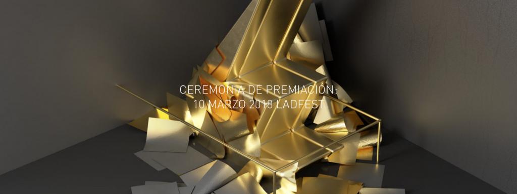 Latin American Design Awards - ceremonia de entrega el 8 de marzo de 2018