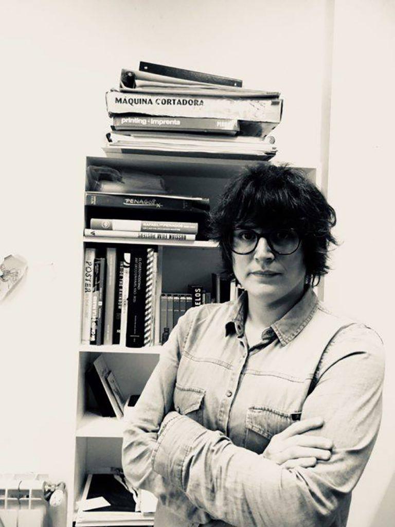 «No hay un sentido profesional ni una sensibilidad hacia la creatividad», Carla Berrocal