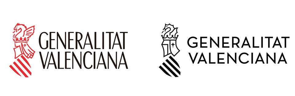 logo Generalitat heraldica