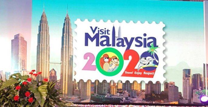 #VisitMalaysia2020
