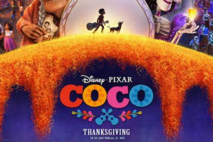 'Coco', Mejor Película de Animación en los Globos de Oro 2018