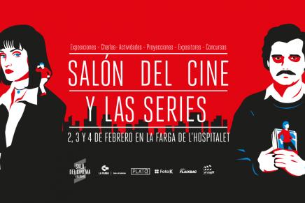 Llega la 3ª edición del Salón del Cine y las Series de Barcelona