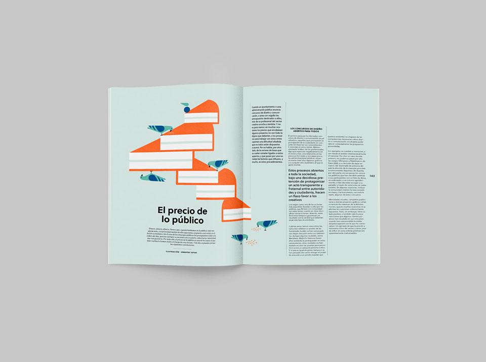 Revista Graffica 8 Report 1