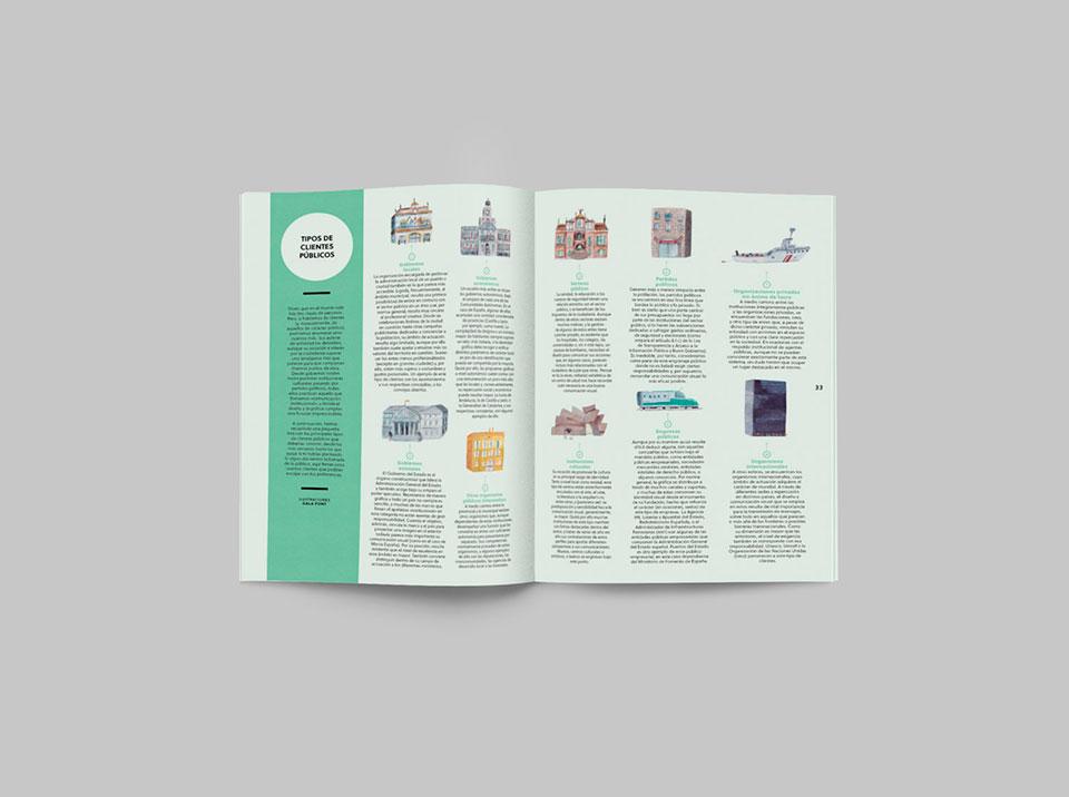 revista Graffica 8 tipos clientes publicos