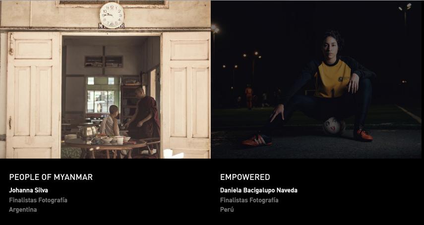 Latin American Design Awards - Fotografia - Estudiantes