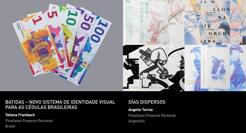 Latin American Design Awards - Proyecto personal - estudiante
