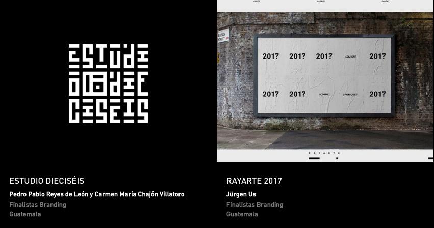 Latin American Design Awards - Branding - Estudiantes