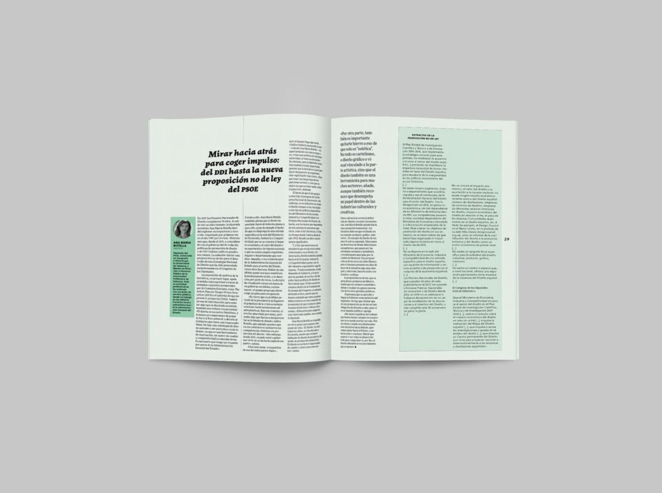 Revista Graffica 8 Opinion Ana Botella 1