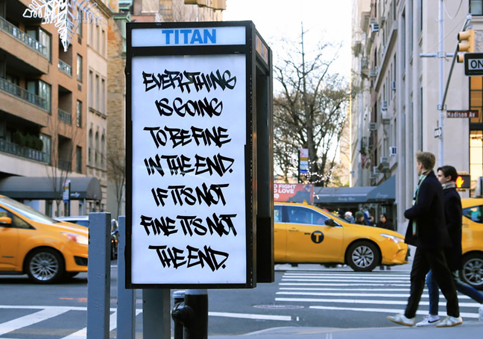 Art in Ad Places