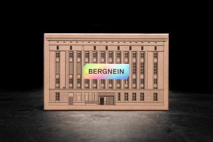 Stamping iridiscente y tintas fluorescentes en el juego de entrar a Berghain, el legendario club techno de Berlín