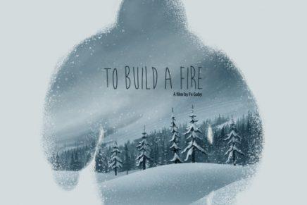 'To build a fire' el crudo corto de animación de Fx Goby