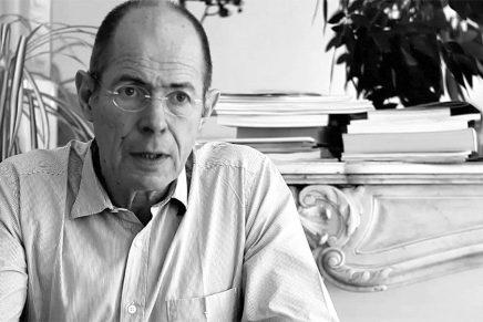 Fallece Michel Chanaud, cofundador de ediciones Pyramyd y director de étapes: