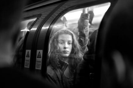 La soledad representada en la fotografía de Alan Schaller