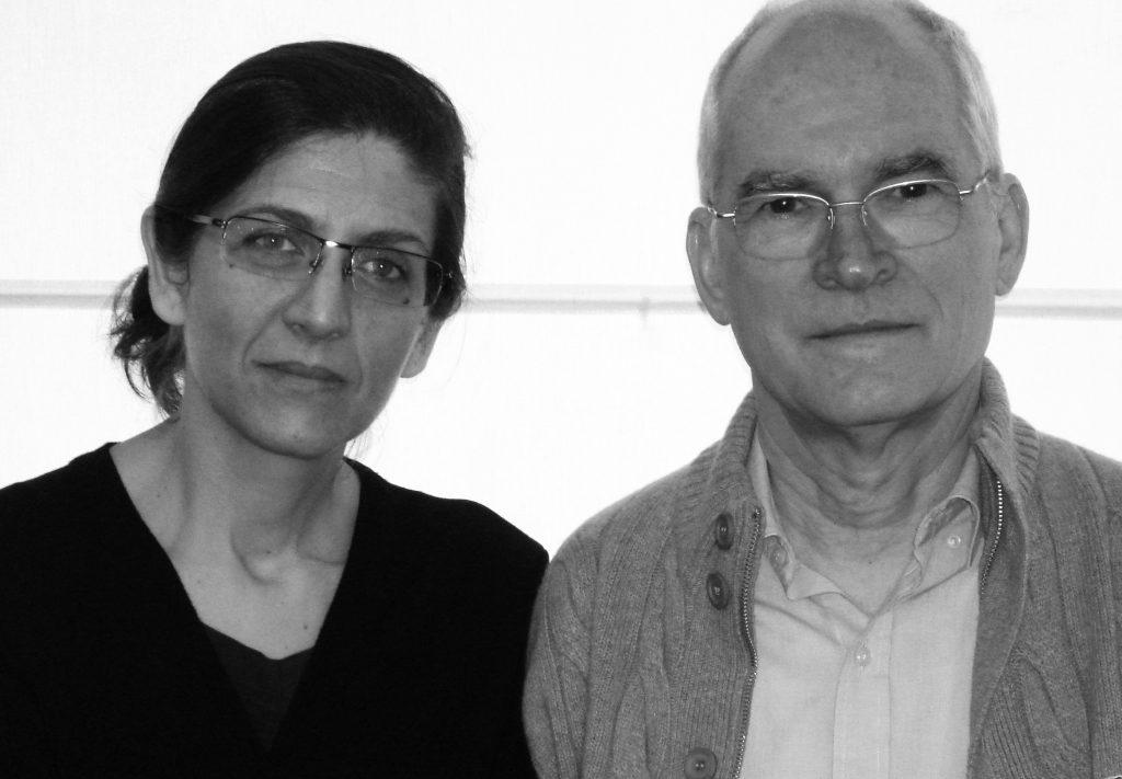 Rubén Fontana y Zalma Jalluf