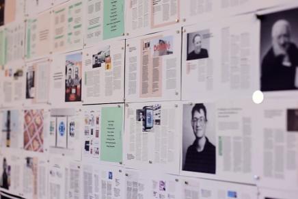 'Diseño en el sector público', ya a la venta el número 8 de la revista Gràffica