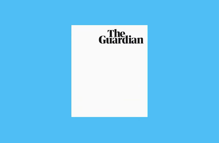 The Guardian rediseña su versión impresa y digital - 2