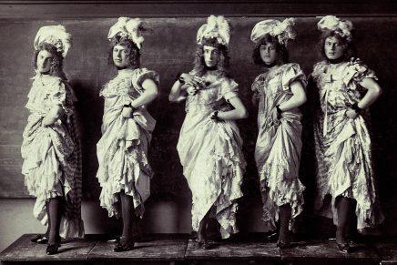 La historia del travestismo a través de imágenes
