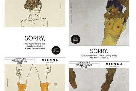 Los desnudos de Egon Schiele siguen dando de qué hablar casi 100 años después de su muerte