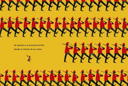 'Frank', el primer álbum ilustrado de la vida de Francisco Franco