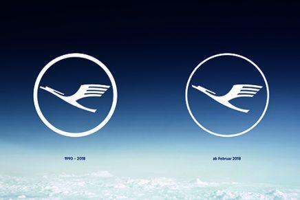 Lufthansa presenta el rediseño final de su imagen de marca
