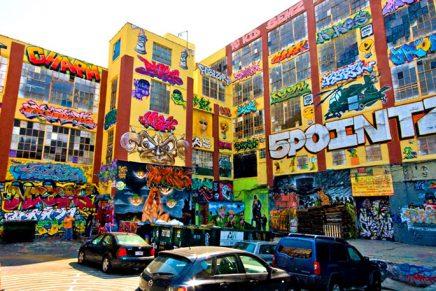 Grafiteros de Nueva York consiguen indemnización tras demoler un edificio con sus obras