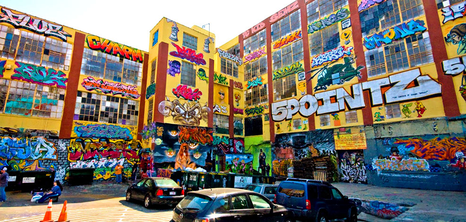 Edificio 5Pointz