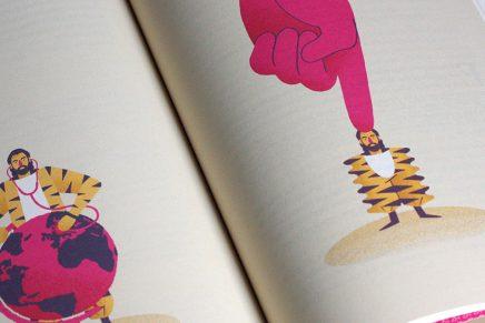 'Superpoderes creativos' una guía para aumentar la creatividad