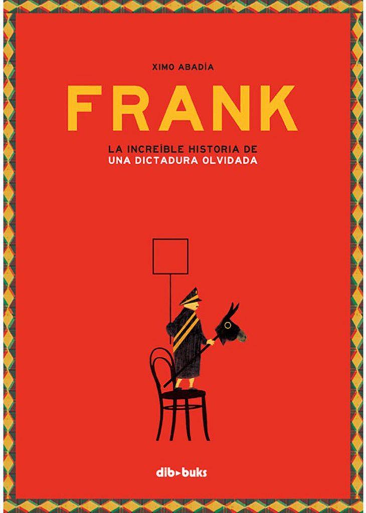 Portada de 'Frank'