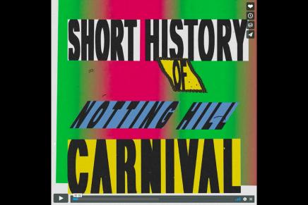 Conoce la historia del Carnaval de Notting Hill en un minuto